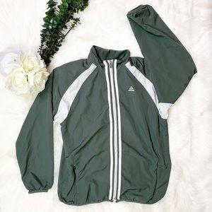 Adidas Windbreaker Jacket Climaproof